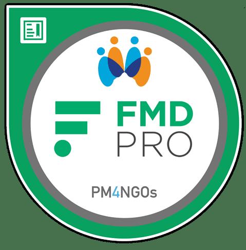FMD Pro Badge