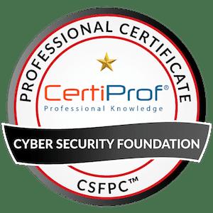 CSFPC Badge