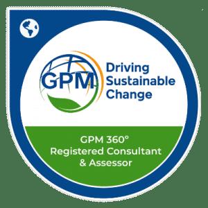 GPM 360 Badge