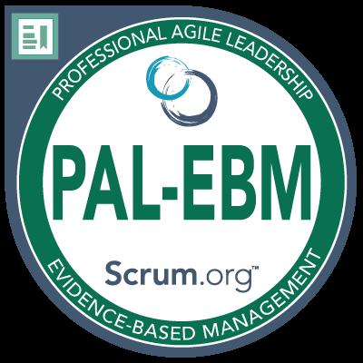PAL-EBM Badge