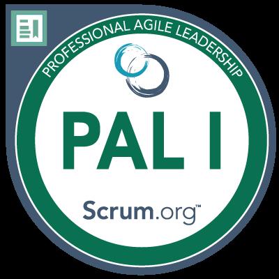 PAL I Badge
