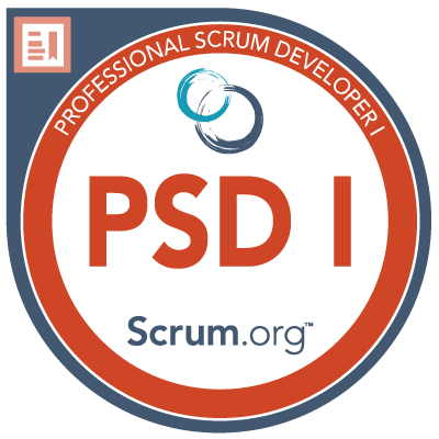 PSD I Badge