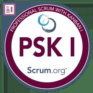 PSK I Badge
