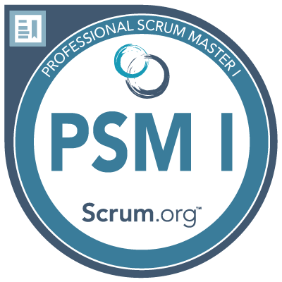 PSM I Badge