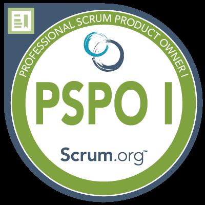 PSPO I Badge