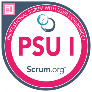 PSU I Badge
