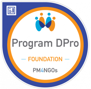 Program DPro Badge
