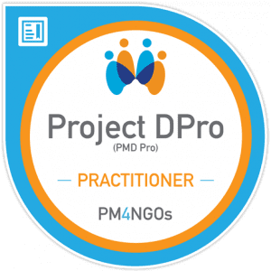 Project DPro Practitioner Badge