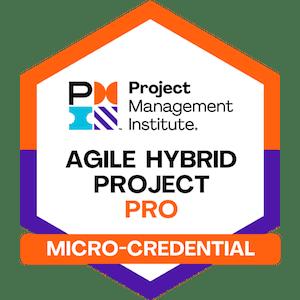 Agile Hybrid Badge